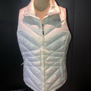 The North Face 550 Vest (White)